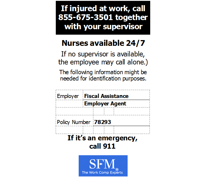 Workers' Comp Insurance Info